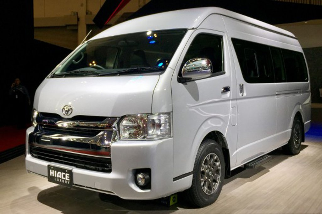 Hiace-Luxury Matahari Transport