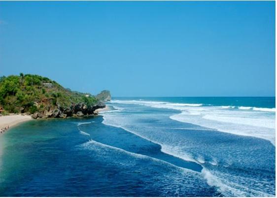 Pantai Wonosari Jogja